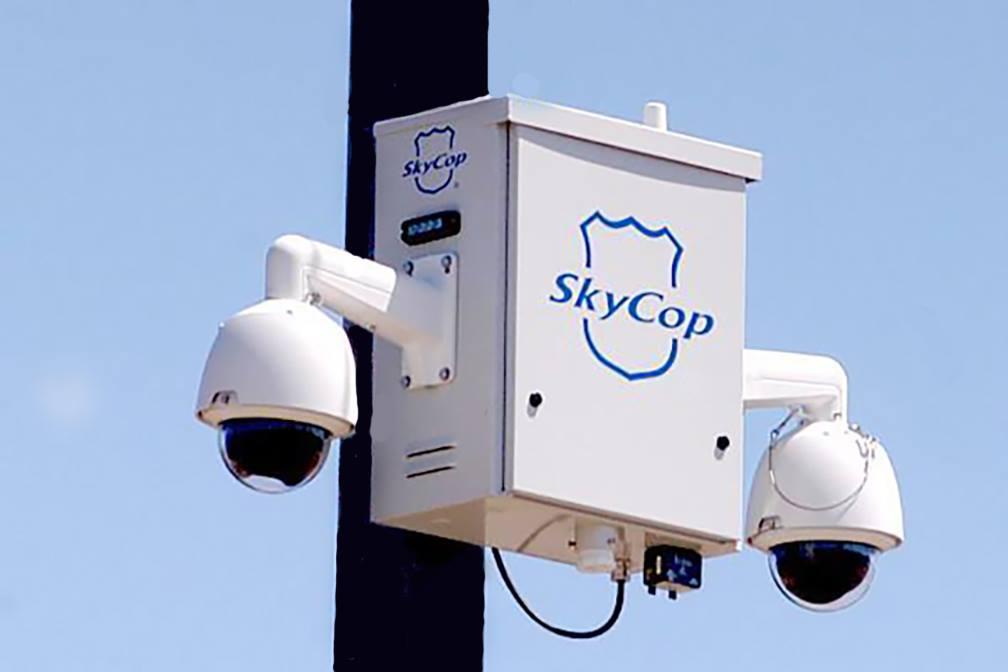 Sky Cop Cameras